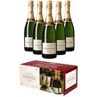 Laurent Perrier - Brut L-P Limited Edition Case With Ice Bucket 6x 75cl Bottles