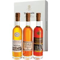 Delamain - Trio Pack 3x 20cl Bottles