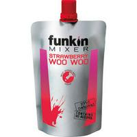 Funkin Single Serve Mixer - Strawberry Woo Woo 120g Pouch