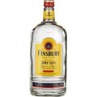 Finsbury - London Gin 70cl Bottle
