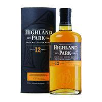 Highland Park - 12 Year Old 70cl Bottle