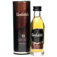 Glenfiddich - 15 Year Old Miniature 5cl Miniature