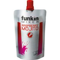 Funkin Single Serve Mixer - Raspberry Mojito 120g Pouch