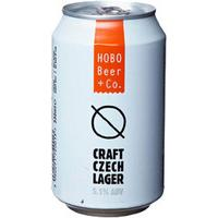 Hobo - Craft Czech Lager 24x 330ml Cans