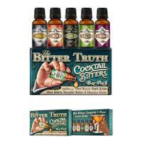 The Bitter Truth - Cocktail Bitters Bar Pack 5x 20ml Bottles