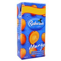 Rubicon - Mango Juice Drink 1 Litre Carton