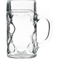 Stoelzle Lausitz - Beer Stein Glassware - Small