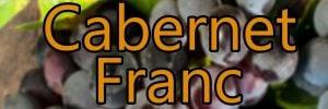 Weine mit Cabernet Franc trauben