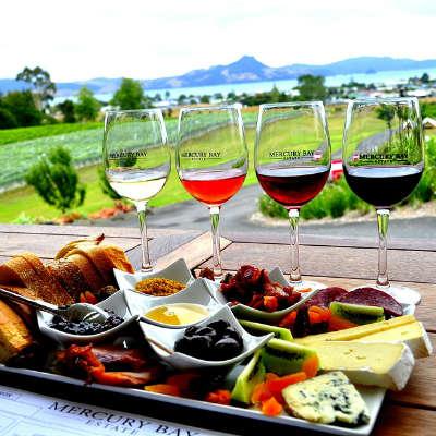 Neuseeland Dessertwein