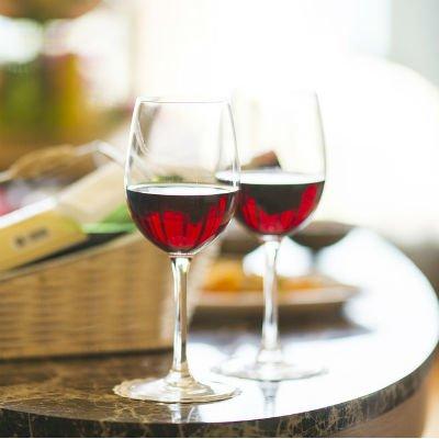 Amerikanischer Rotwein