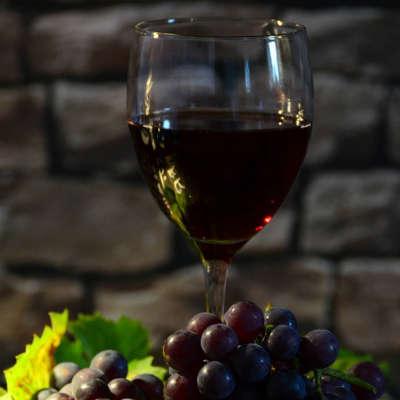 Australischer Rotwein