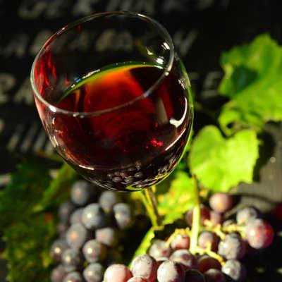 Deutscher Rotwein