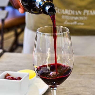Portugiesischer Rotwein
