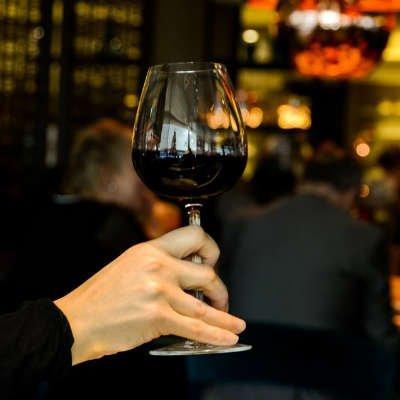 Südafrikanischer Rotwein
