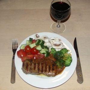 Wein mit Rindfleisch paaren