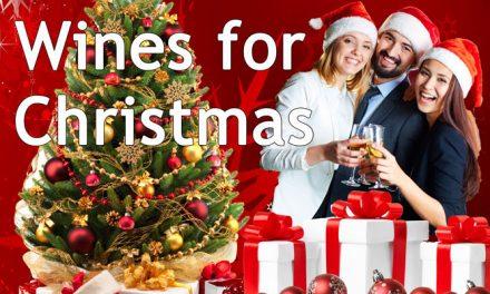Die perfekten Weine für den Weihnachtsfeiertag